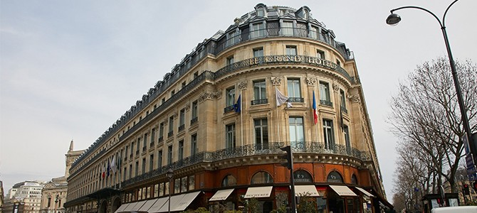Nu Skin World Star Tour at the InterContinental Paris Le Grand Hotel