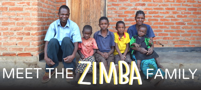 The Zimba family's health is better.
